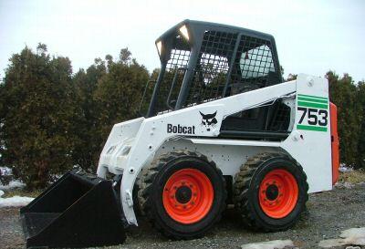 Bobcat 753 Bics Loader Service Manual Download Bobcat Service